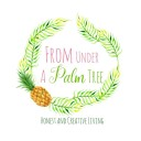 Christina | From Under a Palm Tree