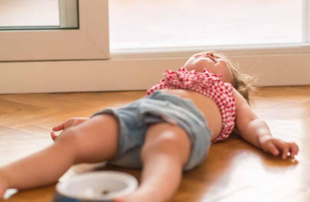 toddler tantrum tips