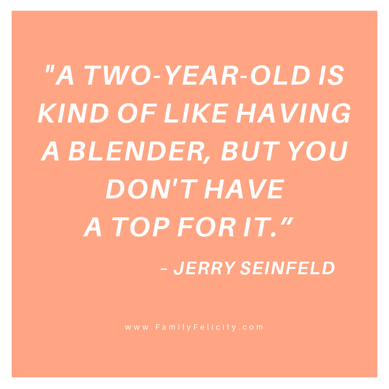 Funny parenting quotes